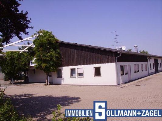 Halle/Gebäude 1