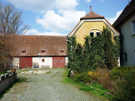 Scheune mit Innenhof