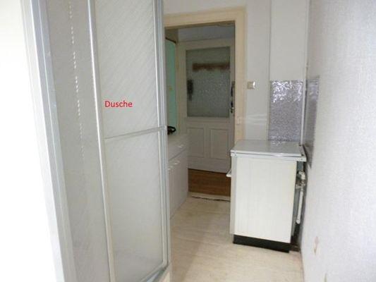 Küche +Dusche