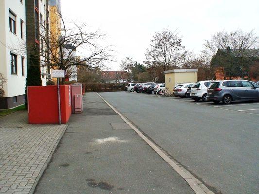 Gemeinschaftsparkplatz