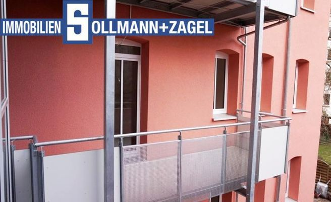neuer Balkon