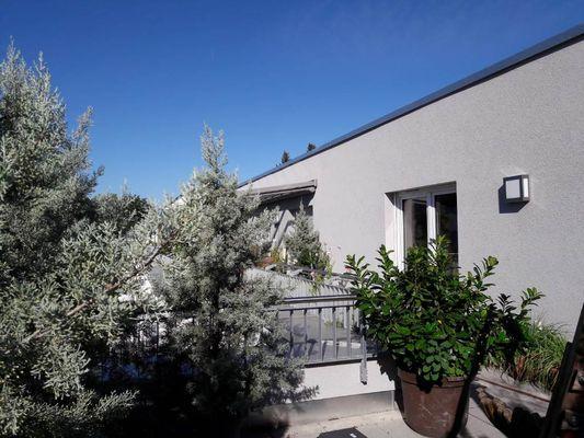 Terrasse Südseite