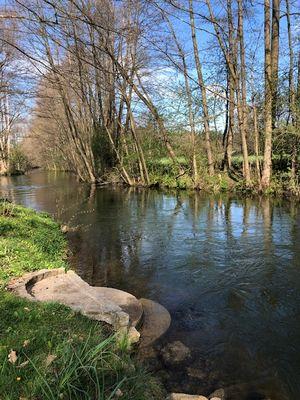 Zugang Fluss