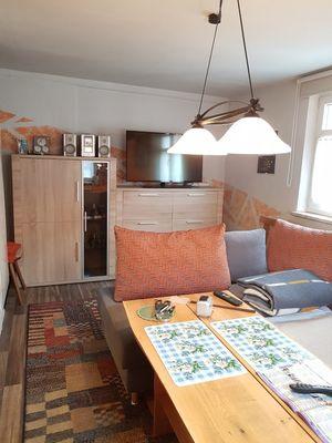Wohnstube - Esszimmer