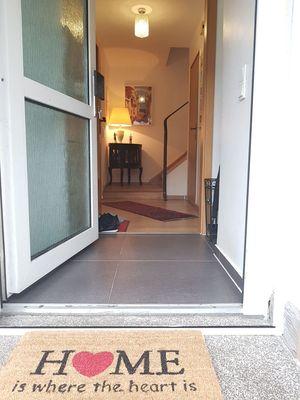 Eingang + Flurbereich EG