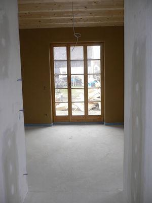 Blick in Wohnraum