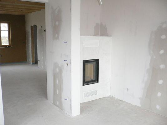 Kamin Wohnzimmer