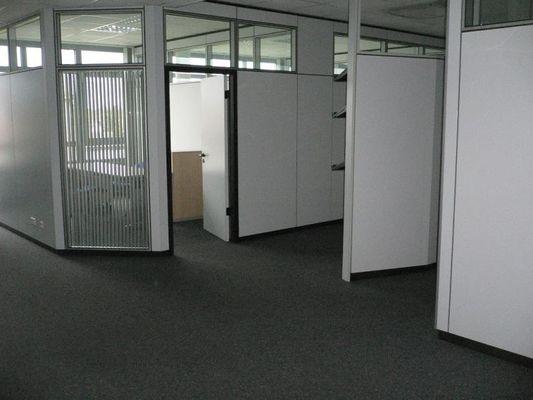 Flur zu den Büros