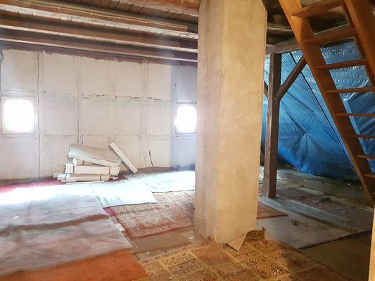 Ausbaufähiger Dachboden