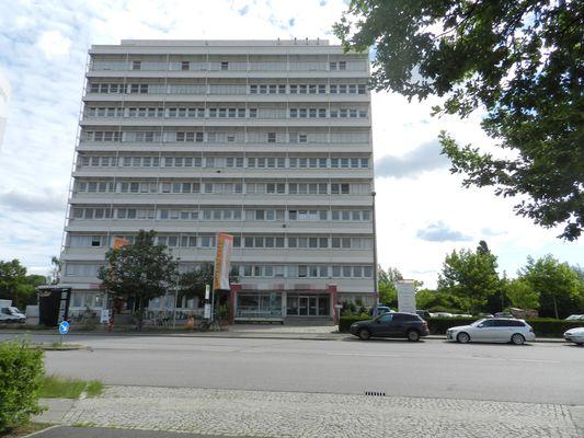 Gesamtansicht Gebäude