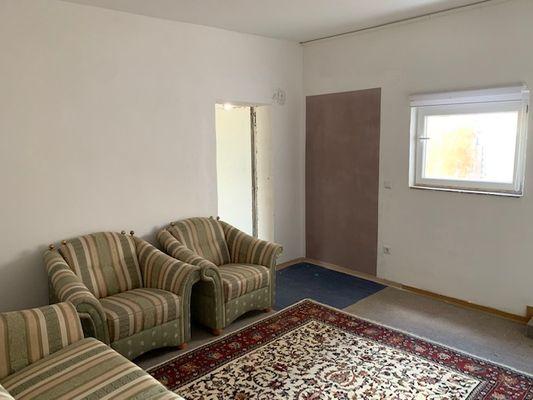 zusätzliches Zimmer im Anbau