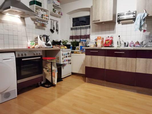 Küche 3-Zi-Whg.