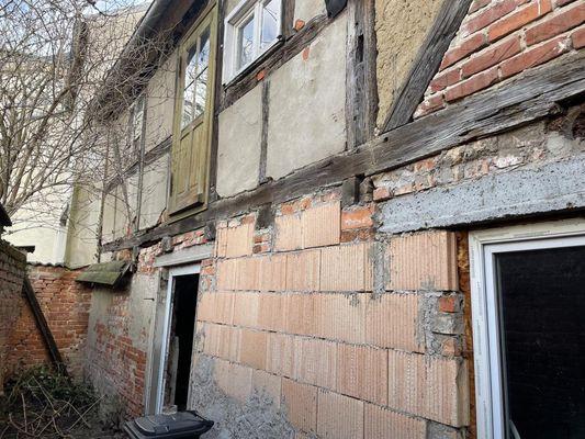 Fassade Rückseite