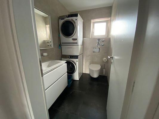 Gäst WC und HWR