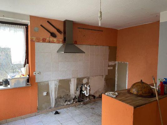 Küche im 1. OG