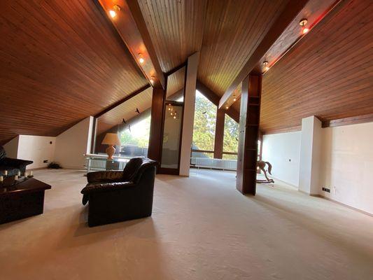 Ca. 40 m² Dachstudio